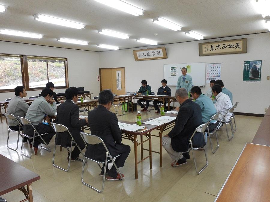 12/2(水)佐賀県太良町より視察に来られました♪