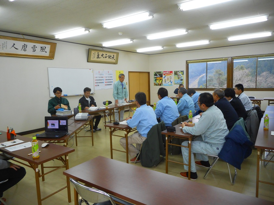 H29年2月23日朝倉地区森林管理推進協議会視察研修2