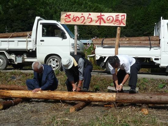 さめうら木の駅 4